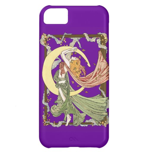 Skyclad October Night Case For iPhone 5C