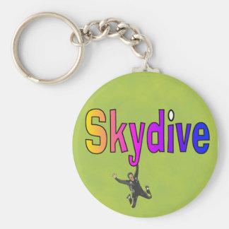 Skydive Keychain 4