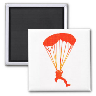 SKYDIVE RED DAWNS MAGNETS
