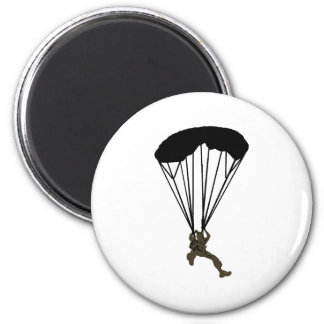 SKYDIVE THE CONSTANT 6 CM ROUND MAGNET