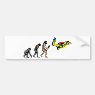 Skydiving Bumper Stickers