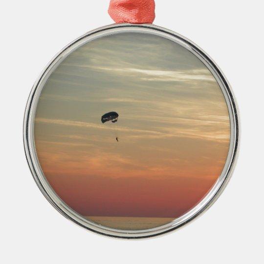 Skydiving Christmas Ornament | Zazzle.co.uk