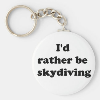 skydiving key ring