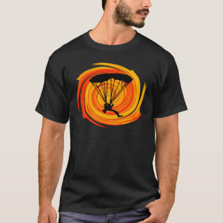 SKYDIVING SUN SETS T-Shirt