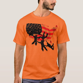 SKYDIVING THE USA T-Shirt