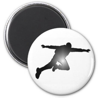 SKYDREAM THE FLOATING 6 CM ROUND MAGNET