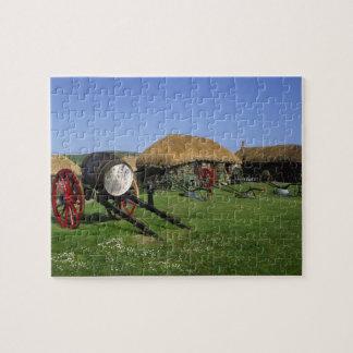 Skye Museum, Kilmuir, Isle of Skye, Highlands, Jigsaw Puzzle