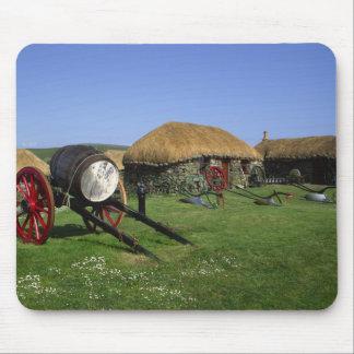 Skye Museum, Kilmuir, Isle of Skye, Highlands, Mouse Pad
