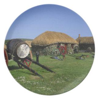 Skye Museum, Kilmuir, Isle of Skye, Highlands, Plate