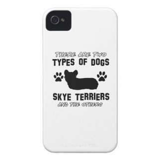 Skye Terrier dog breed designs Case-Mate iPhone 4 Cases