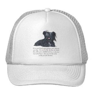 Skye Terrier FEMALE Keepsake Mesh Hat