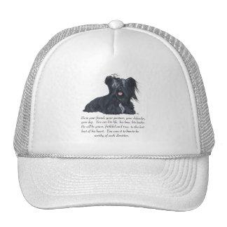 Skye Terrier MALE Keepsake Mesh Hat
