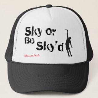 Skyed Trucker Hat