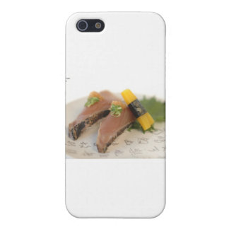 Skyjack Tuna Sushi Gifts & Cards iPhone 5/5S Cases