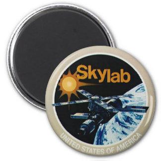 Skylab 6 Cm Round Magnet