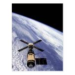 Skylab Postcard