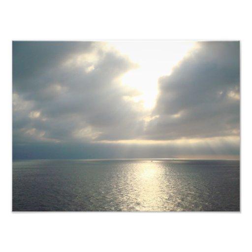 Skylight from Heaven Art Photo