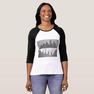 Skyline abstract. T-Shirt