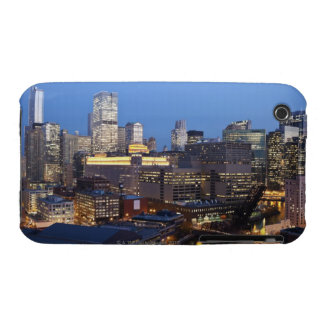 Skyline and River iPhone 3 Covers