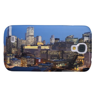 Skyline and River Galaxy S4 Case