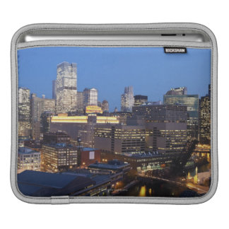 Skyline and River iPad Sleeve