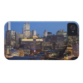 Skyline and River iPhone 4 Cover