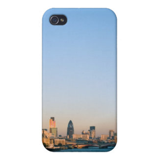 Skyline at Sunset Cases For iPhone 4