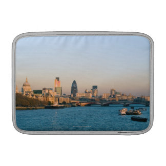 Skyline at Sunset Sleeve For MacBook Air