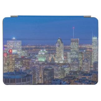 Skyline at twilight 2 iPad air cover