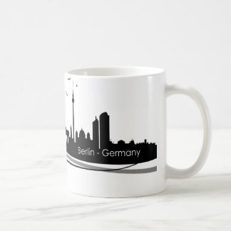 Skyline Berlin Coffee Mug