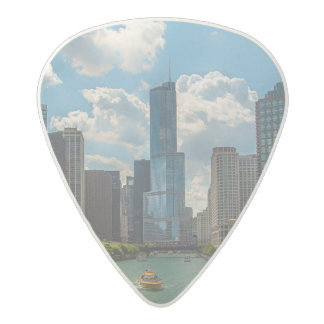 Skyline Chicago Acetal Guitar Pick