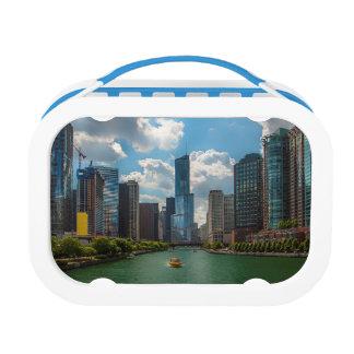 Skyline Chicago Lunch Box