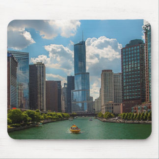 Skyline Chicago Mouse Pad
