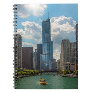 Skyline Chicago Note Books