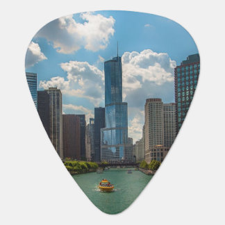 Skyline Chicago Plectrum