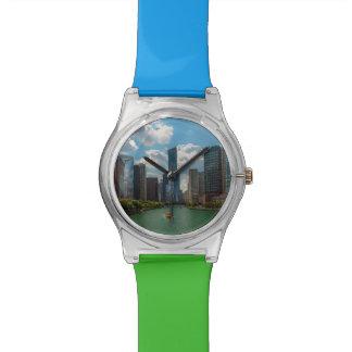 Skyline Chicago Watch