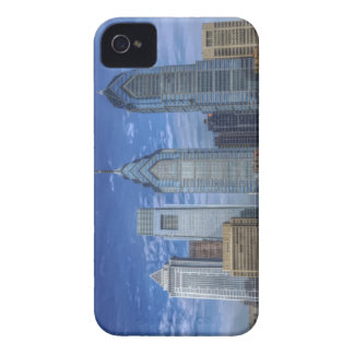 Skyline Closeup iPhone 4 Cover