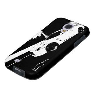 Skyline GT-R Rolling shot Galaxy S4 Case