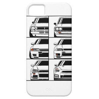 Skyline GTR evolution iPhone 5 Cover