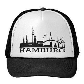 Skyline Hamburg Cap