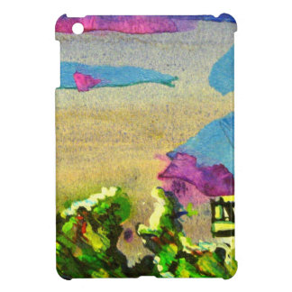 skyline in brighton iPad mini covers