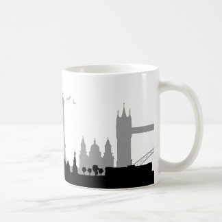 Skyline London Coffee Mug