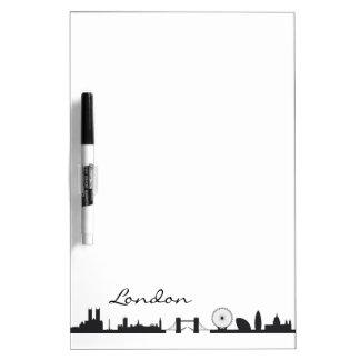 Skyline London Dry Erase Board