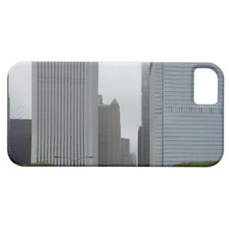 Skyline looking north iPhone 5 cover