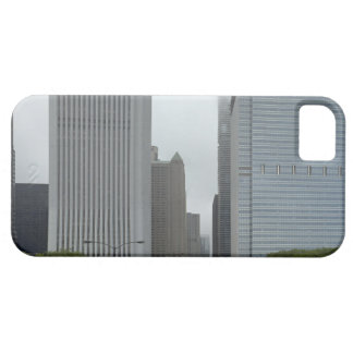 Skyline looking north iPhone 5 covers