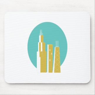 Skyline Mouse Mat