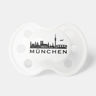 Skyline Munich Dummy