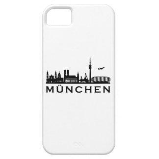 Skyline Munich iPhone 5 Case