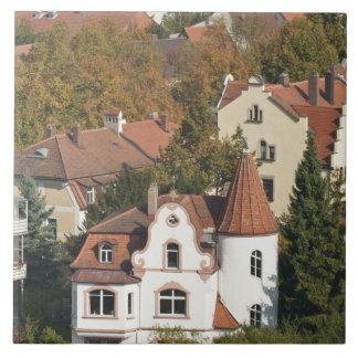 Skyline of Bamberg, Germany 2 Tile