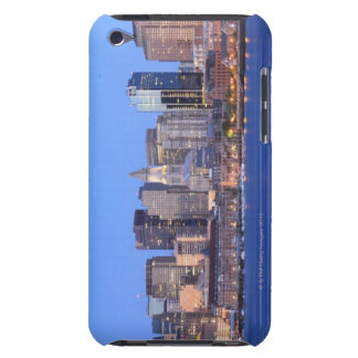 Skyline of downtown Boston from inner Boston iPod Touch Case-Mate Case